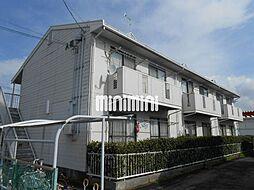 ハイネス焼山 A棟[2階]の外観