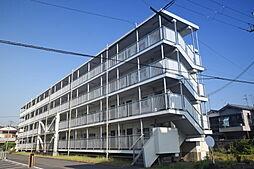大阪府八尾市田井中1丁目の賃貸マンションの外観