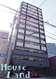 プレサンス東別院駅前[13階]の外観