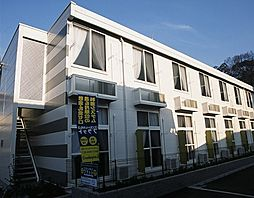 大阪府寝屋川市高柳3丁目の賃貸アパートの外観