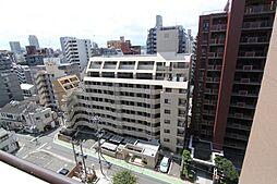 西公園パークマンション[7階]の外観