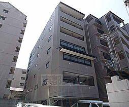 京都府京都市下京区喜吉町の賃貸マンションの外観