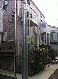 神奈川県横浜市鶴見区下末吉4丁目の賃貸アパートの外観
