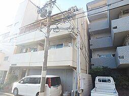 村井マンション[4階]の外観