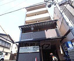 京都府京都市東山区東大路三条下る2筋目北木之元町の賃貸マンションの外観