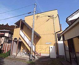 京都府京都市左京区銀閣寺町の賃貸マンションの外観