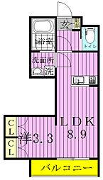 Saariselka 柏 〜サーリセルカ カシワ〜[305号室]の間取り