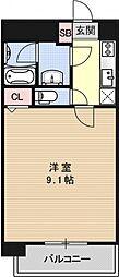 アルモニー花屋町[305号室号室]の間取り