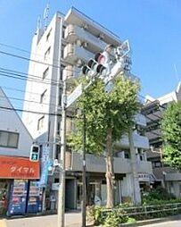 東京都練馬区南田中5丁目の賃貸マンションの外観