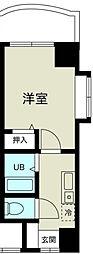 ノルデンハイム瑞光II[7階]の間取り