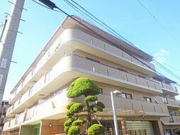 大阪府豊中市上新田4丁目の賃貸マンションの外観