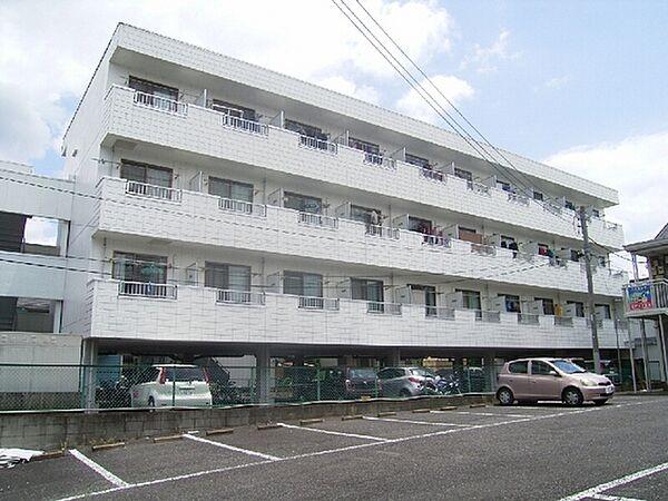 昭栄マンション[210号室]の外観