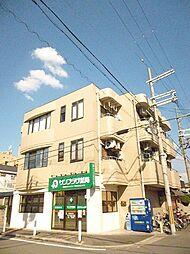 大阪府守口市西郷通4丁目の賃貸マンションの外観