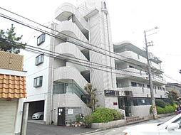 らぽーる1[4階]の外観