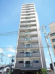 大阪府大阪市東淀川区東淡路4の賃貸マンションの外観