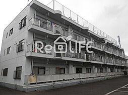 東京都国分寺市戸倉の賃貸マンションの外観