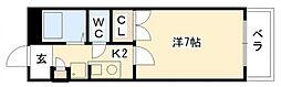 東宝ビル[2階]の間取り
