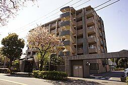 神奈川県横浜市鶴見区下野谷町4丁目の賃貸マンションの外観
