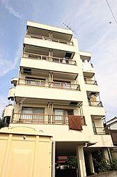 東京都昭島市田中町2丁目の賃貸マンションの外観