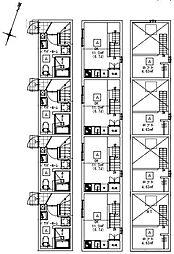 シエルスラン(Ciel serein)[B号室号室]の間取り