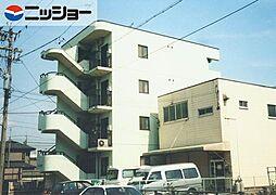 コーポみどり[4階]の外観