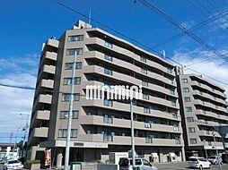 北海道札幌市白石区北郷二条7丁目の賃貸マンションの外観