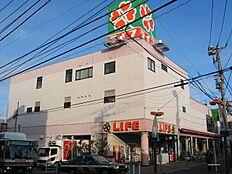 ライフ千歳烏山店(430m)
