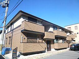 セジュール高井田[203号室号室]の外観