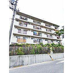 愛知県名古屋市名東区八前3丁目の賃貸マンションの外観
