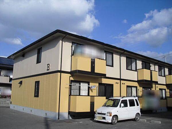 リッツハウス田中 2階の賃貸【愛媛県 / 伊予市】