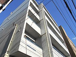 神奈川県川崎市中原区木月4丁目の賃貸マンションの外観