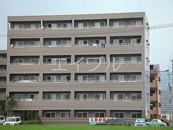 フィネス北久保 B棟[5階]の外観