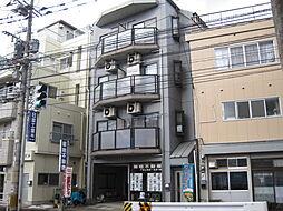 長崎県長崎市淵町の賃貸マンションの外観