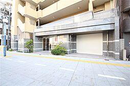 レジデンス西梅田[4階]の外観