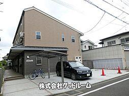 [テラスハウス] 神奈川県相模原市南区東林間4丁目 の賃貸【/】の外観