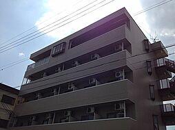 アケボノイーストII[2階]の外観