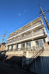 リヴィエール戸坂II[3階]の外観
