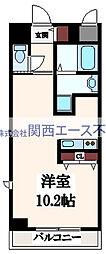 JH apartment[1階]の間取り