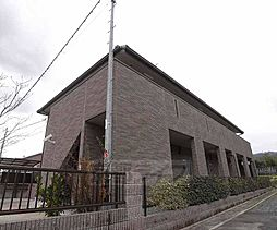 京都府京都市北区上賀茂西上之段町の賃貸アパートの外観