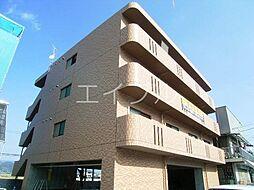 テポーレ・ヒル[4階]の外観