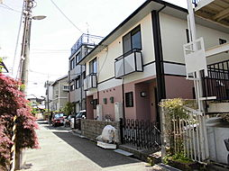 兵庫県尼崎市塚口町3丁目の賃貸アパートの外観