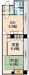 西浅草TKビル[7階]の間取り