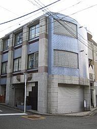 神奈川県横浜市神奈川区幸ケ谷の賃貸マンションの外観