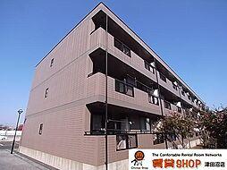 サンモール・オガワ[3階]の外観