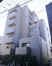 ルーブル渋谷初台弐番館[6階]の外観