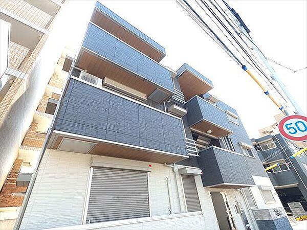 兵庫県神戸市灘区六甲町5丁目の賃貸アパート