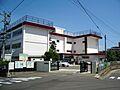 新田小学校まで...
