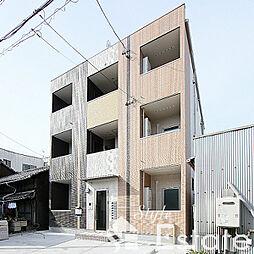 名古屋市営東山線 本陣駅 徒歩4分の賃貸アパート