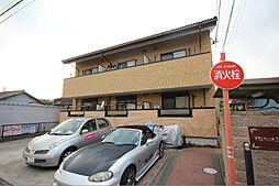 愛知県名古屋市中村区下米野町2丁目の賃貸アパートの外観