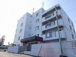 北海道札幌市西区八軒六条東4丁目の賃貸マンションの外観